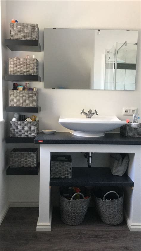Badezimmer Regal Handtücher by Die Besten 25 Badezimmer Regal Ideen Auf