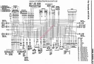 Diagrama Suzuki Vz 800 W