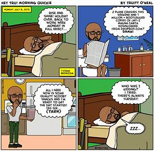 "[HEY TRU! COMIC] Morning Quickie: ""Magna Carta Monday"" (7 ..."