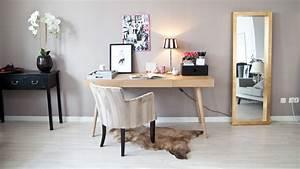 Büro Zuhause Einrichten : farbgestaltung b ro tolle inspirationen bei westwing ~ Frokenaadalensverden.com Haus und Dekorationen