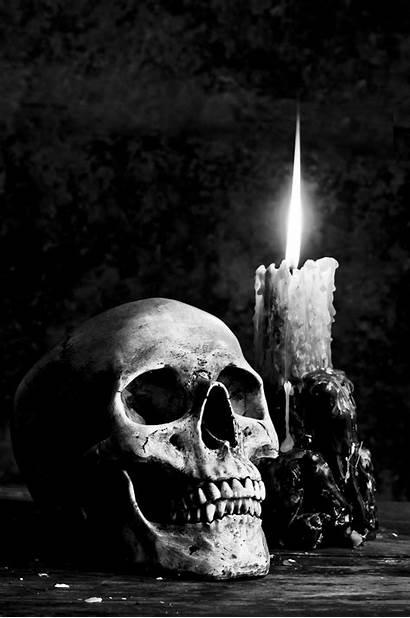 Gothic Wallpapers Skull Dark