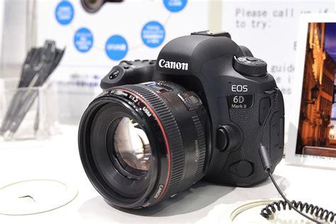 Canon Eos 6d Canon Eos 6d Ii