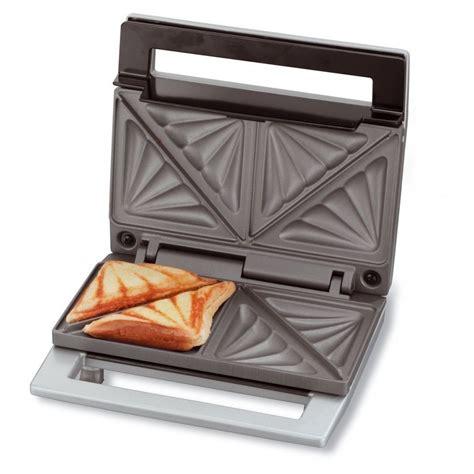 Cloer Toaster by Cloer Sandwichmaker 6219 Silber Sandwichtoaster Ebay