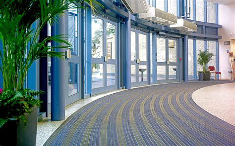 Entrance Matting for Sports Facilities & Leisure Centres