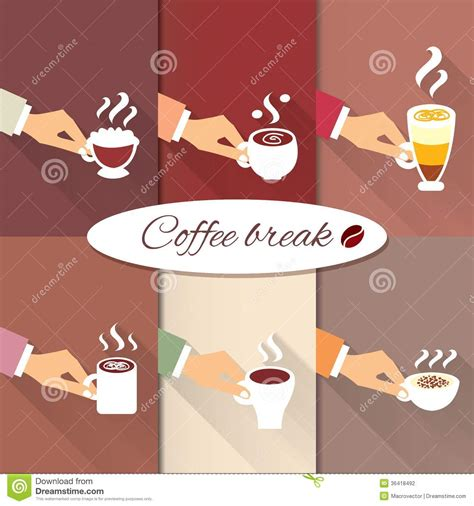 Business Hands Offering Hot Coffee Drinks Stock Photography   Image: 36418492