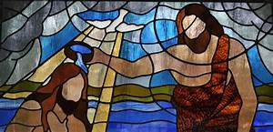 Religious Modern Stained Glass   Castle Studio Stained Glass