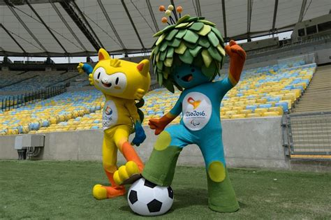 See more ideas about australia olympics, paralympics, olympics. Rio names Olympic mascots Vinicius and Tom