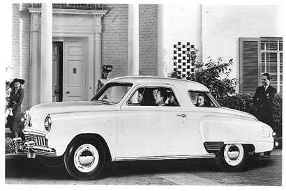 studebaker champion starlight coupe conceptcarzcom