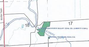 Dnr Map Of Area