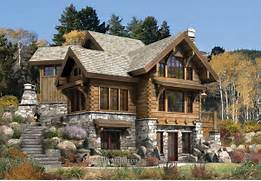 Luxury Log Home Designs by The Log Home Floor Plan BlogCollection Of Log Home Plans