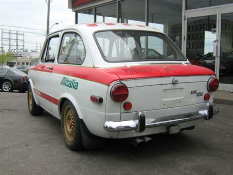 Fiat 850 Sedan by 1971 Fiat 850 Berlina 2 Door Sedan Classic Fiat Other