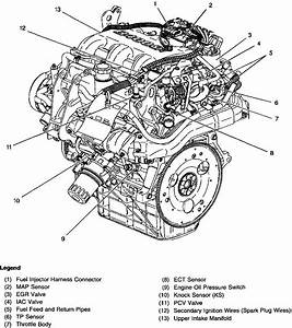 29 3400 Sfi Engine Cooling System Diagram