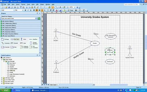 Visio 2010 template costumepartyrun microsoft visio 2010 use case diagram microsoft get free ccuart Choice Image
