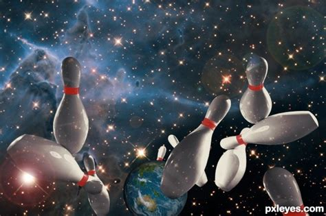 cosmic bowling picture  igogolf  bowling pins