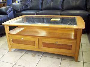 glass top coffee table with storage buetheorg With coffee table with storage and glass top