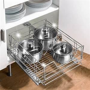 Rangement Cuisine Organisation : rallonge pour armoire maxi wenko rangement de placards ~ Premium-room.com Idées de Décoration
