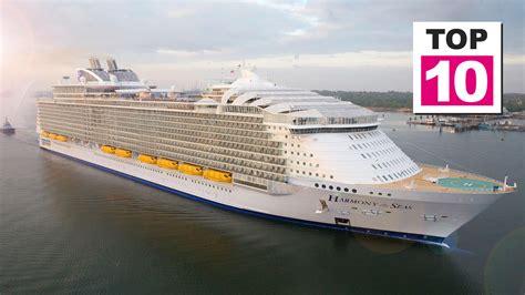 Top 10 Das Bieten Die Größten Kreuzfahrtschiffe Der Welt