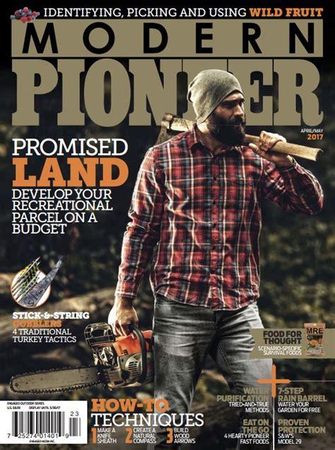 modern pioneer aprilmay