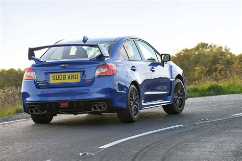 Subaru Car : Subaru Wrx Sti (2016) Long-term Test Review