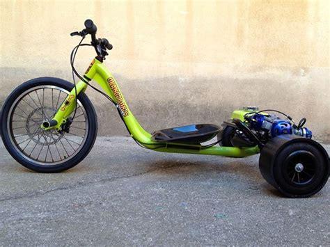 Drift Trike, Bike