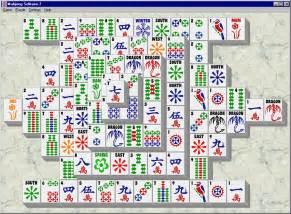 mahjong solitaire 7