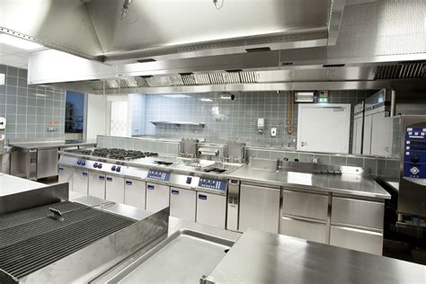 plan de travail cuisine professionnelle plan de cuisine professionnelle maison design bahbe com