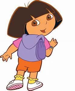 Cartoon Characters: Dora the Explorer (volume 1)