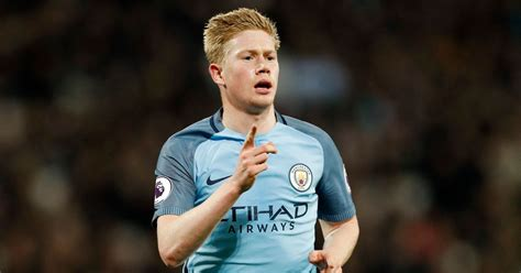 Manchester City star Kevin De Bruyne out to blow open ...