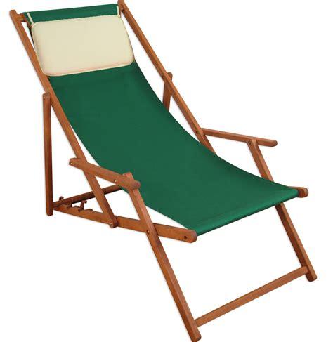 chaise longue de plage fauteuil de plage bois transat chaise longue pour jardin m
