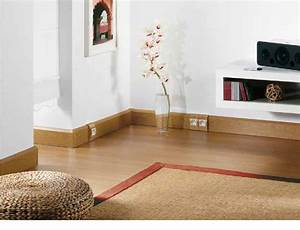Plinthe Bois Electrique : plinthe sl 110x20 bois rehau ref 17279941100 moulures et plinthes plinthes domestiques ~ Melissatoandfro.com Idées de Décoration