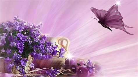 Spring Butterfly Wallpapers Background » Outdoors