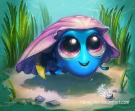Little Dory From Finding Dory