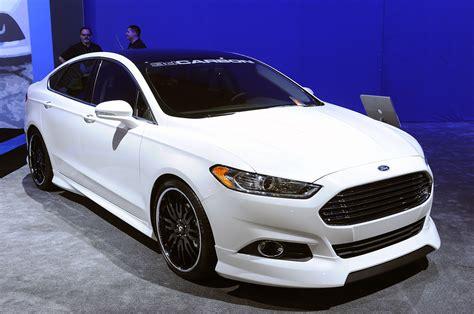 Fusion Sema by Ford Fusion Sema Show