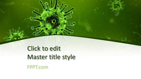 Free Virus PowerPoint Template - Free PowerPoint Templates