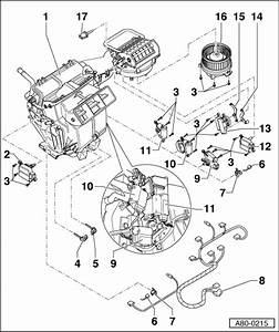 Audi Workshop Manuals  U0026gt  A4 Mk2  U0026gt  Heating  Ventilation  Air Conditioning System  U0026gt  Heating