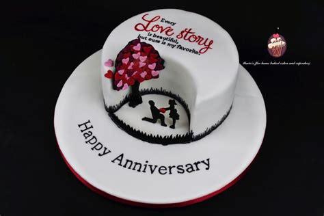 pin  cakesdecorcom  wedding cakes happy anniversary