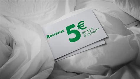 Reprise Linge De Maison = 5€ Offerts