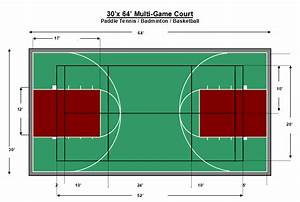 Multi-Use Courts