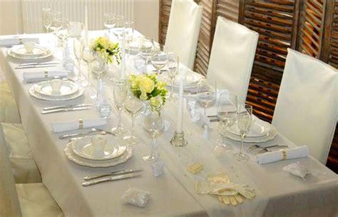 table pour mariage le mariage