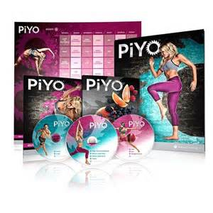 Chalene Johnson's PiYo Base Kit – DVD Workout with Exercise Videos   Fitness Tools and Nutrition Guide