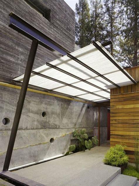 pergola metall terrasse warum ist die pergola aus metall so toll archzine net