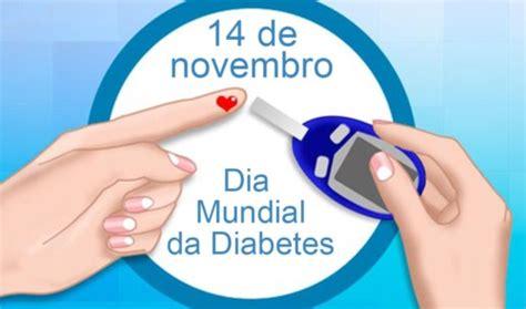 de novembro  mundial  diabetes brumado
