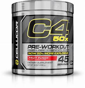 Cellucor  Innovator Behind The Pre