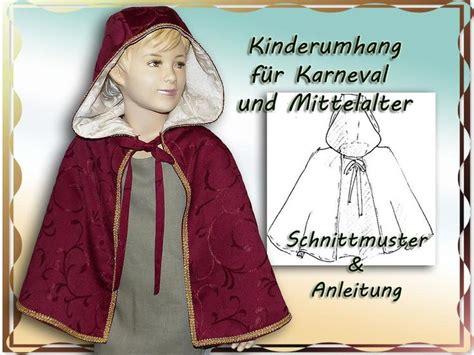 schnittmuster umhang mit kapuze die besten 25 mittelalter umhang ideen auf mittelalter cape kleidung im