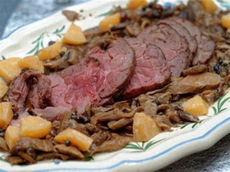 cuisine sanglier recettes de sauce poivrade
