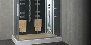 Installation Cabine De Douche : cabine de douche robinet and co cabines de douche leda izibox et leda surf ~ Melissatoandfro.com Idées de Décoration
