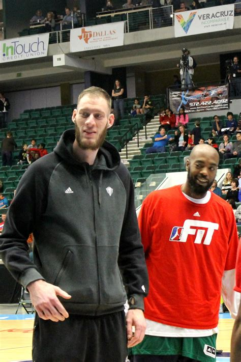 Basketballs Tallest Player Uses The D League In Hopes Of