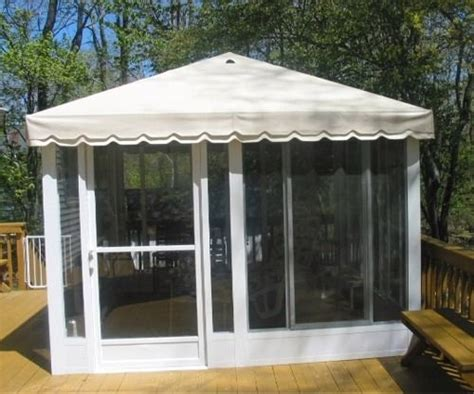 enclosed patio kits prices     standing