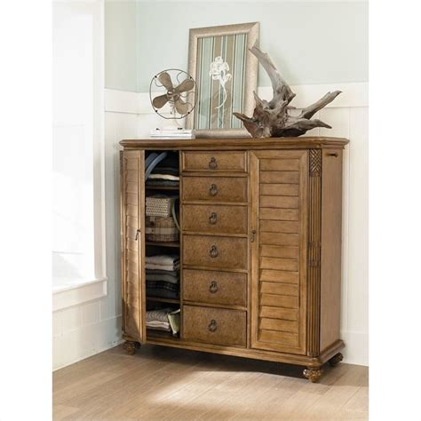american drew grand isle 6 drawer dressing chest in