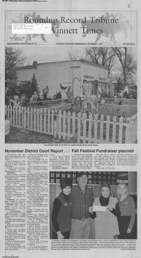 See reviews, photos, directions, phone numbers and more for winnett insurance agency inc locations in joplin, mo. Roundup Record-Tribune and Winnett Times January 10, 1201: Page 1